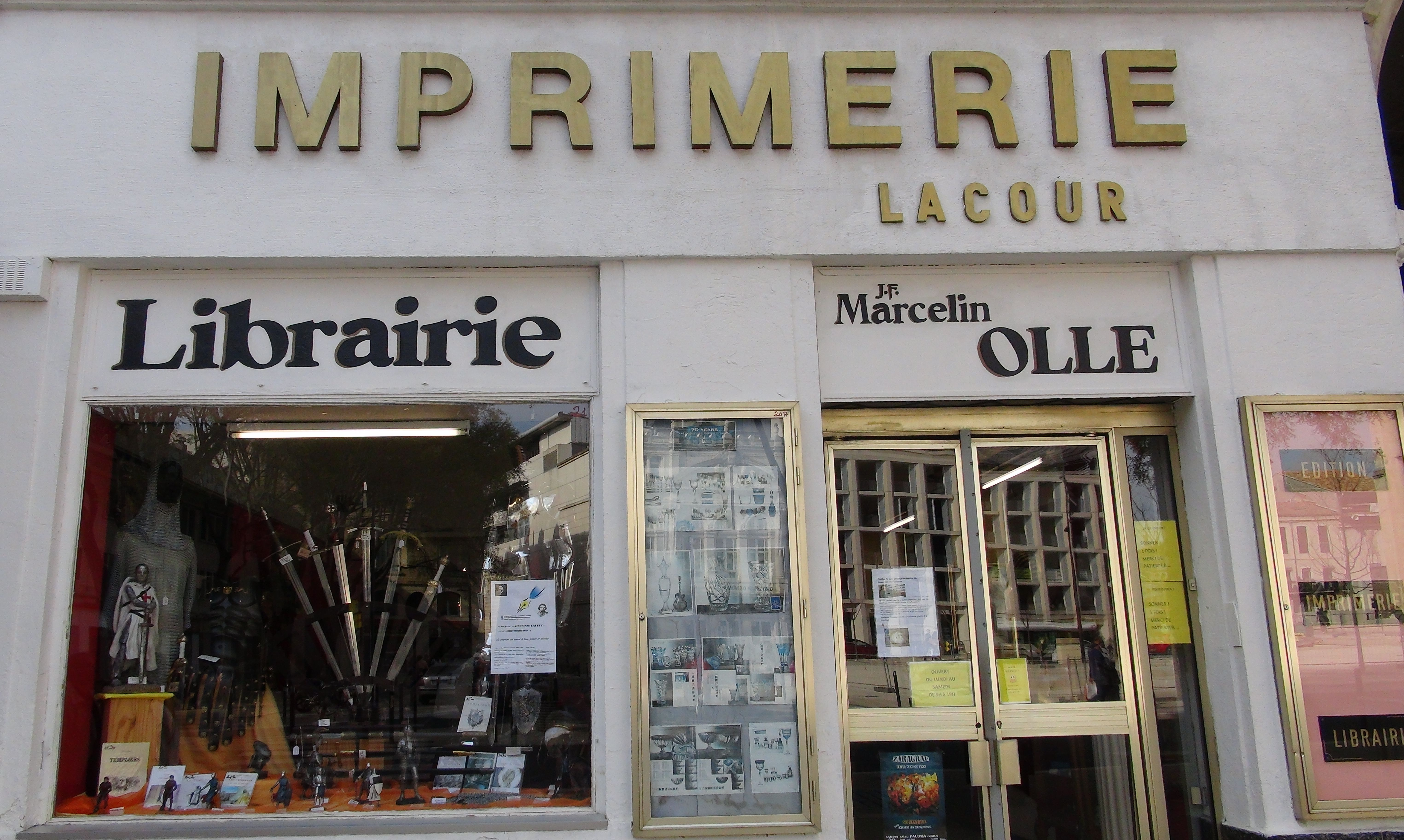 Librairie Papeterie Editions